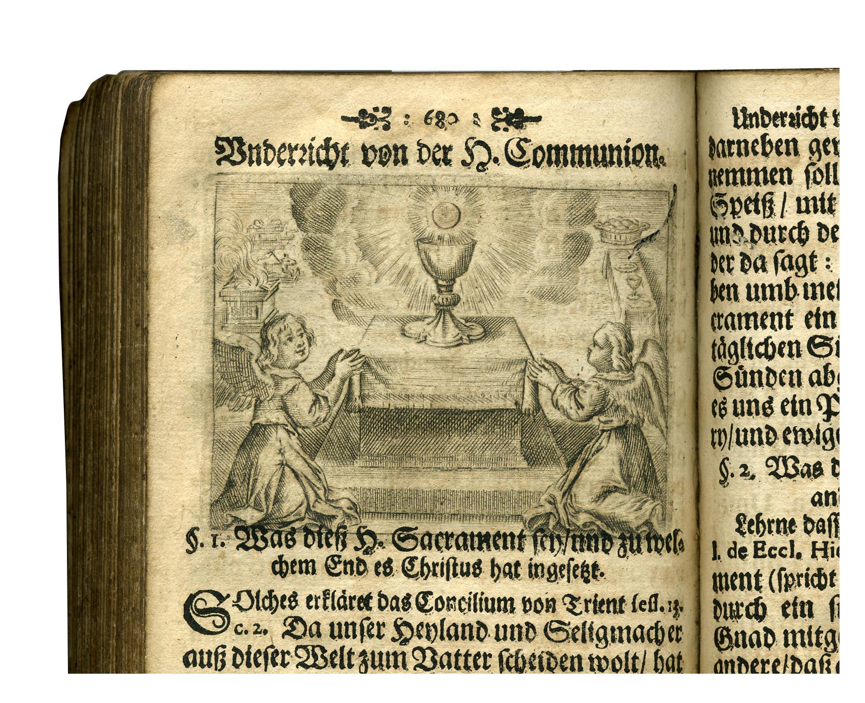 maria die eucharistische frau